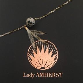 Bracelet Jaspe Dalmatien Lady Amherst