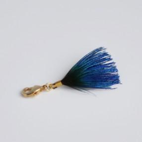 Charm's pompon plumes de PAON