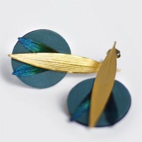 CASSIOPEE Bleu canard