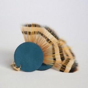HELIA Bleu canard